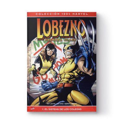 Cómic «Lobezno: Primera Clase #1», dedicado y firmado por Salva Espín